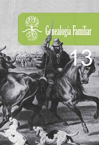 <b>Revista Genealogía Familiar</b>, #13